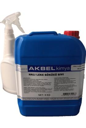 Akbel Halı Leke Sökücü Sıvı 5 Kg