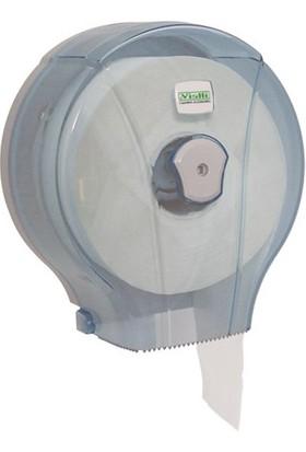 Vialli Mini Jumbo Tuvalet Kağıdı Dispenseri Aparatı