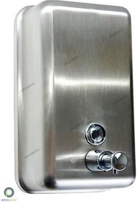 Arı Metal Sıvı Sabun Dispenseri Aparatı 1 Lt 304 Paslanmaz