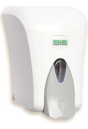 Vialli Sıvı Sabun Dispenseri Aparatı 1000 Ml Beyaz S6