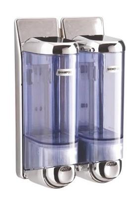Arı Metal Sıvı Sabun Ve Şampuan Verici Krom 2 Li 0.250 Ml