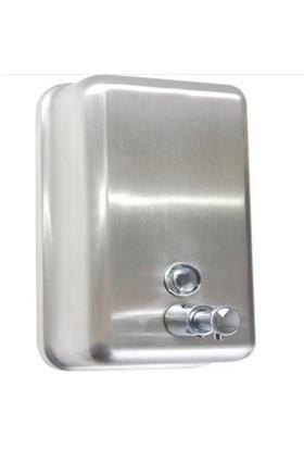 Arı Metal Sıvı Sabunluk Mat 500 Ml 304 Paslanmaz