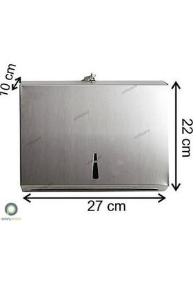 Arı Metal Z Katlama Kağıt Havluluk 200'Lü Paslanmaz Çelik 430 Kalite