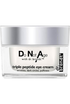 Dr.Brandt Do Not Age With Triple Peptide Eye Cream 15 Gr