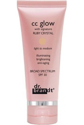 Dr.Brandt Cc Glow With Signature Ruby Crystal