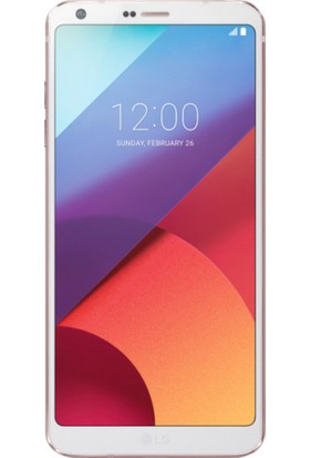 LG G6 Dual Sim 32 GB (İthalatçı Garantili)