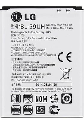 LG G2 Mini Batarya Pil Bl-59uh (Kutusuz)