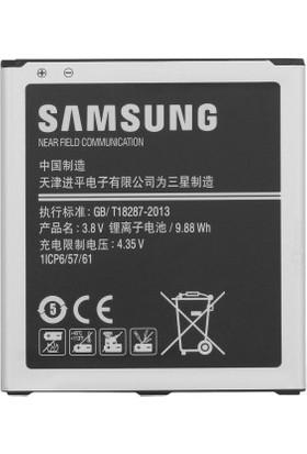 Samsung Galaxy J3 Batarya Pil (Kutusuz)