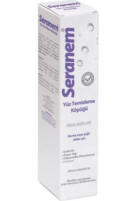 Dermadolin Seranem Yüz Temizleme Köpüğü 200 ml. (Sebum Azaltıcı Etki)