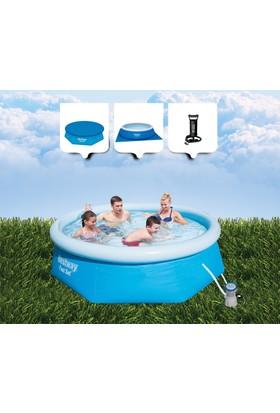 Bestway şişme Aile Havuzu ( 244 Cm X 66 Cm ) Bw 186