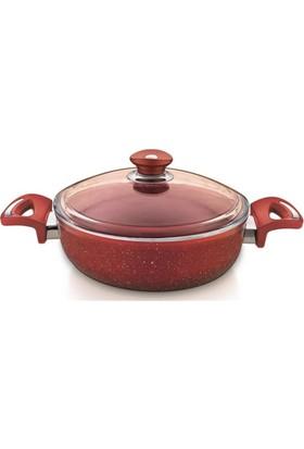 Remetta Granit Karnıyarık Kırmızı 30