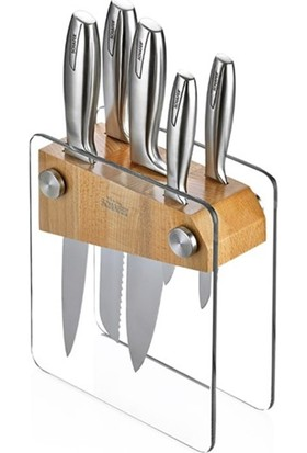 Schafer 6 Parça Bıçak Seti (04896)