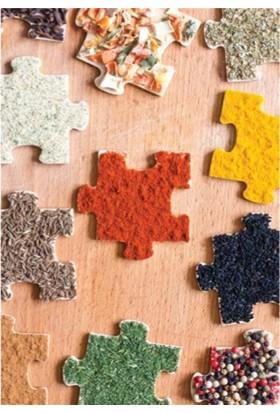 Brillant Latex Halı Puzzle 130X200 (2.6 M.Kare) Hl11187.101