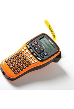 Brother P-Touch Pt-E100Vp 6 - 12Mm Baskı Tze Serisi Etiket El Tipi Elektrik Uygulamaları