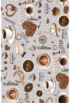 Brillant Latex Mutfak Halısı Coffee 130X200 (2.6 M.Kare) Hl11152.101