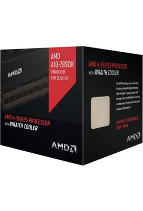 Amd A10 7890K X4 4.1 Ghz 4Mb Fm2+ R7 Vga