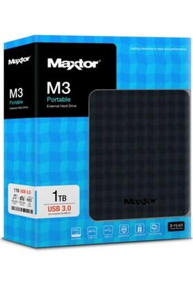 Maxtor 2.5 1Tb Usb3.0 Siyah Stshx-M101Tcbm