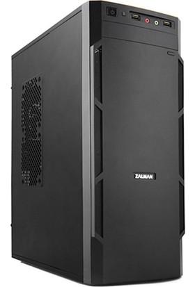 Zalman Zm-T1 Plus Atx Kasa/Siyah