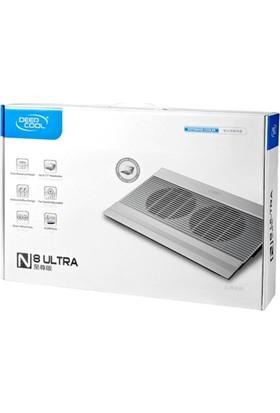 Deep Cool N8 Ultra Aliminyum 140Mm Notebook Soğutucu