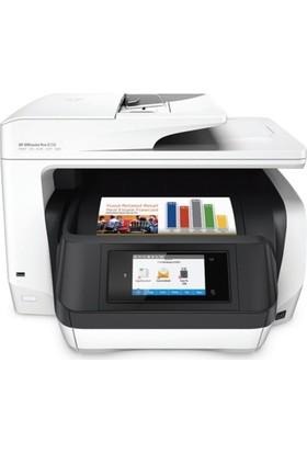 Hp D9L19A Officejet Pro 8720 Aıo Yaz/Tar/Ft/Fx-A4