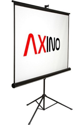 Axino Tripod Projeksiyon Perdesi 180X180(Tps-180)