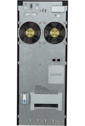 Makelsan 6Kva Ups - 7/10 Dk.(Powerpack Se 1F/1F )