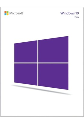 Ms Windows 10 Pro Fqc-08929 64Bıt Eng (Oem)
