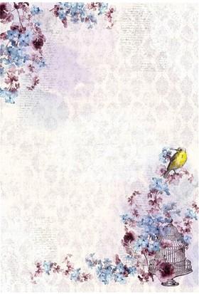 Brillant Latex Halı Flower 130X200 Hl11112.101