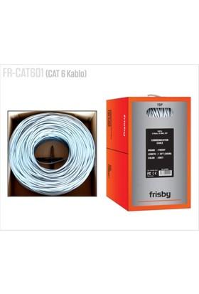 Frisby Fr-Cat601 305Mt Kablo 23Awg 58Mm