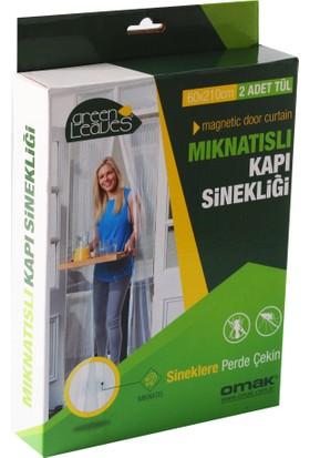 GREANLEAVES® Magnetli Kapı Sinekliği