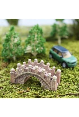 Greenmall Terraryum ve Mini Bahçeler İçin Köprü Maketi - 2