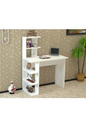 Juliet Çalışma Masası Beyaz