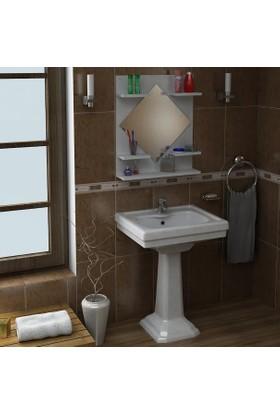 Dekorea Eda Banyo Aynası