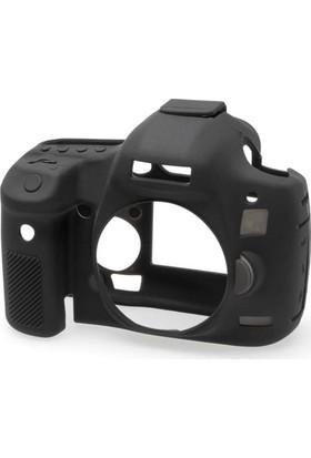 Canon 5D Mark 4 Siyah EasyCover (Silikon Kılıf)