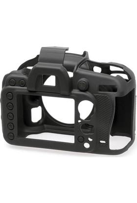 Nikon D600/D610 Siyah EasyCover (Silikon Kılıf)