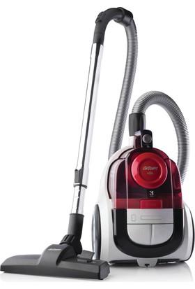 Arzum AR4041 Mora Cyclone Filtreli Elektrikli Süpürge- Kırmızı