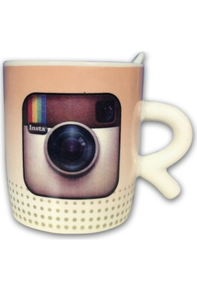 YTPazar Instagram Bardağı