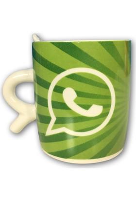 YTPazar WhatsApp Bardağı