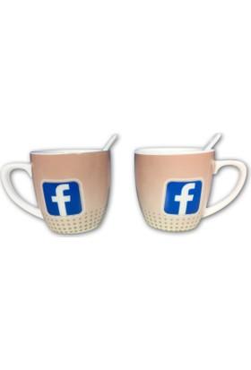 YTPazar Facebook 2'li Bardak