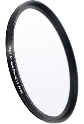 JJC 58mm UV (Ultra Viole) A+ Ultra Slim Multi-Coated Filtre