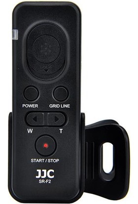 JJC SR-F2 Video Remote Control (Sony RM-VPR1 Alternatifi)
