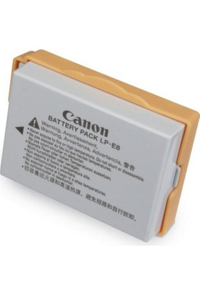 LP-E8 Batarya (Canon Eos 600D / 650D / 700D)