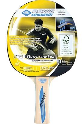 Donic Dima Ovtcharov Line 500 ITTF Onaylı Masa Tenisi Raketi