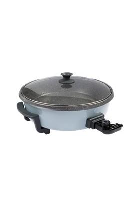 Arzum AR2010 Kavurmacım Elektrikli Pişirici - Mavi