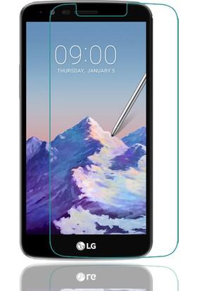 Microcase LG Stylus 3 Tempered Glass Cam Ekran Koruma