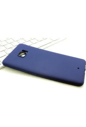 Microcase Htc U Ultra Premium Mat Silikon Kılıf+Tempered Cam
