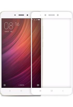 Microcase Xiaomi Mi Max Flexible Çerçeveli Esnek Tempered Cam Koruma
