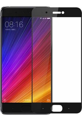 Microcase Xiaomi Mi 5S Flexible Çerçeveli Esnek Tempered Cam Koruma