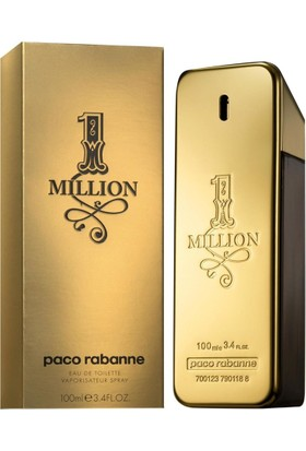 Paco Rabanne 1 Million Edt 100 Ml Erkek Parfüm