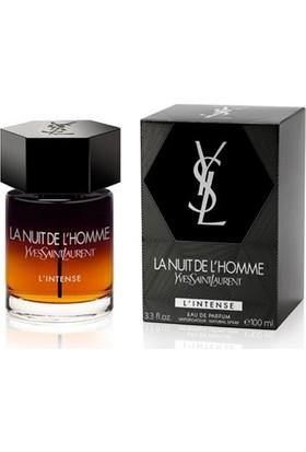Ysl La Nuit De L'Homme L Intense 100 Ml Edp Erkek Parfüm